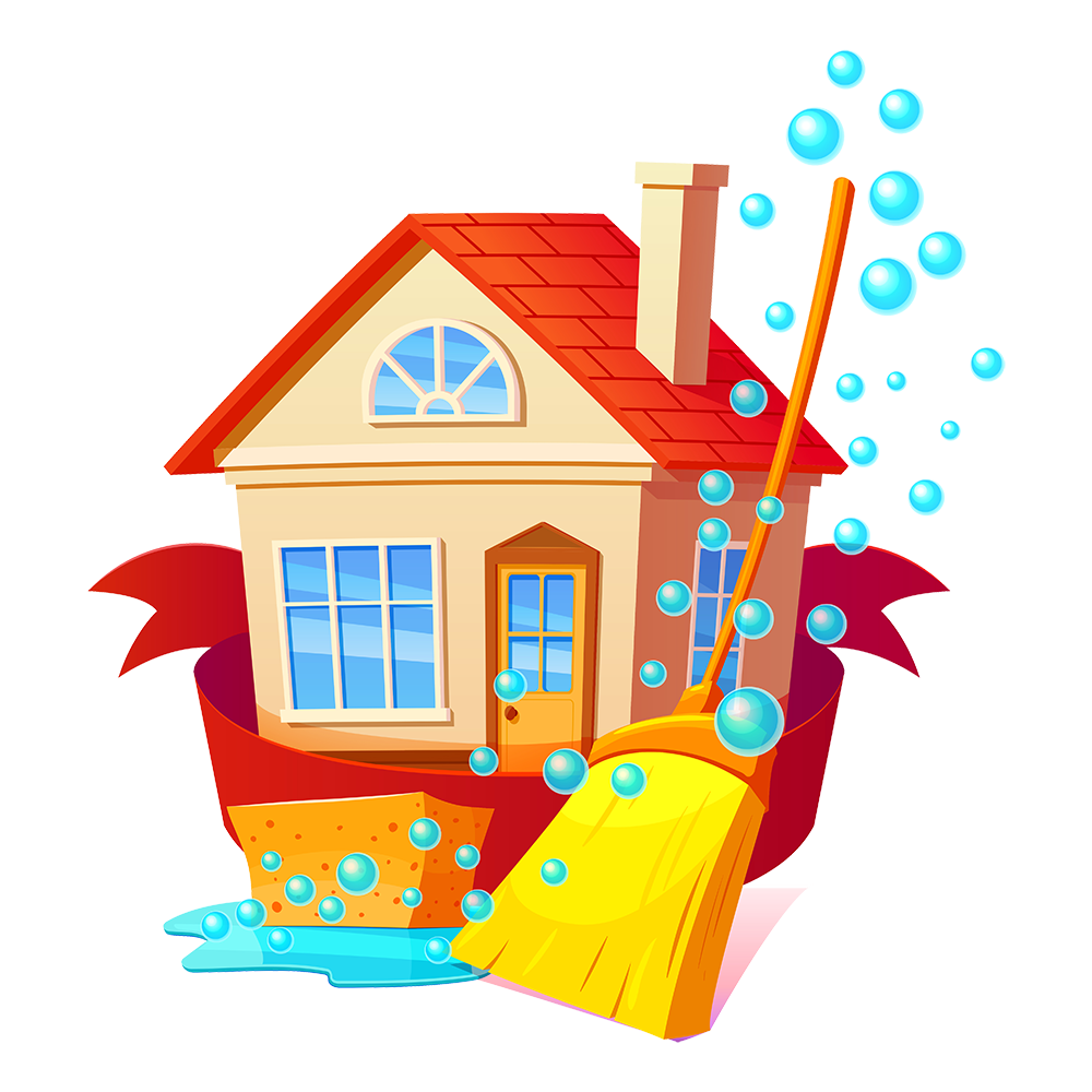 a clean house with a Reno maid